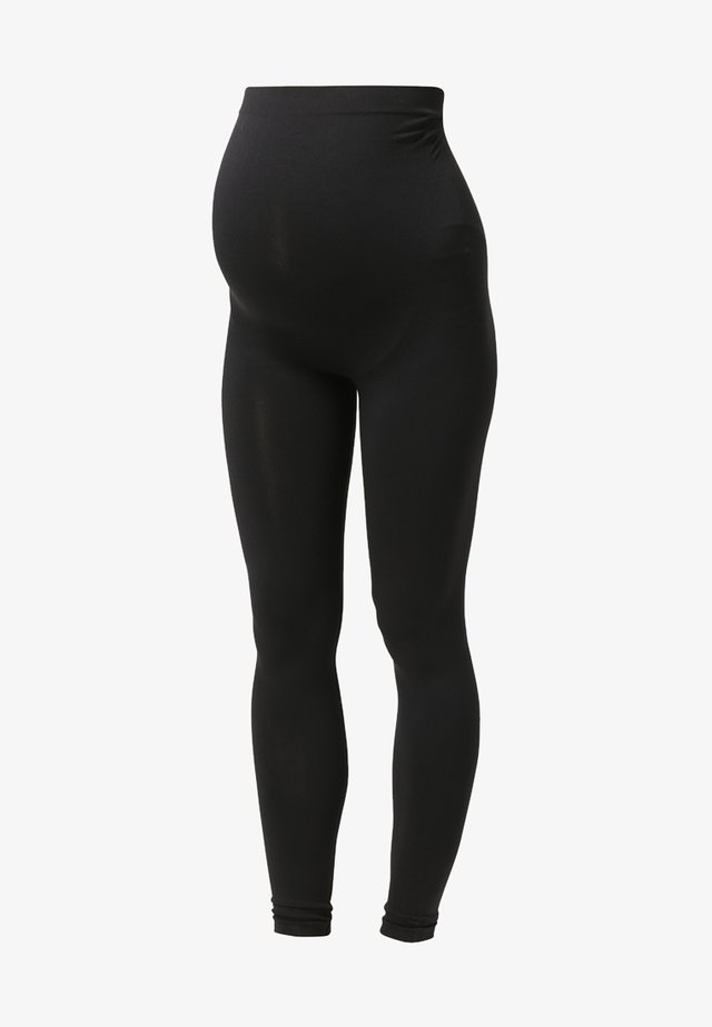 CARA - Leggingsit - black