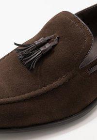 Pier One - Elegantní nazouvací boty - brown - 5