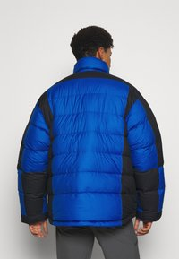 Peak Performance - POLARO JACKET - Bunda z prachového peří - artic blue - 3