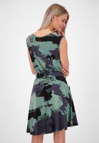 alife & kickin - Day dress - charcoal - 2