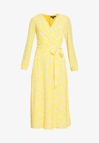 Lauren Ralph Lauren - PRINTED DRESS - Denní šaty - true marigold - 4