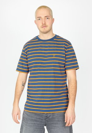 Print T-shirt - joe blue