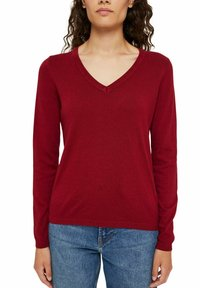 edc by Esprit - COO  - Pullover - dark red - 4