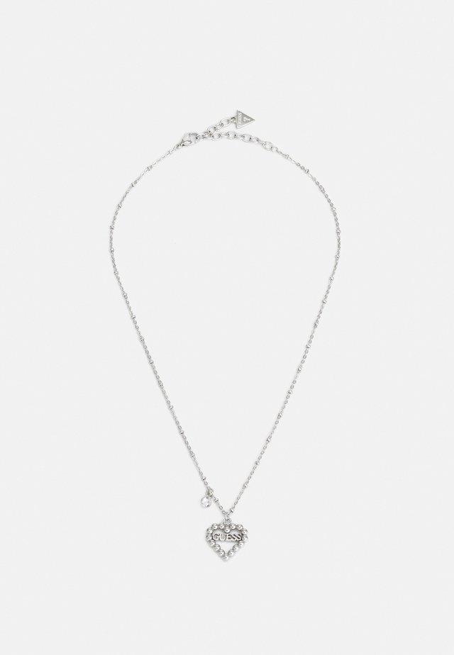 HEART ROMANCE - Kaulakoru - silver-coloured