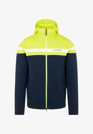 JEFF - Light jacket - leaf yellow