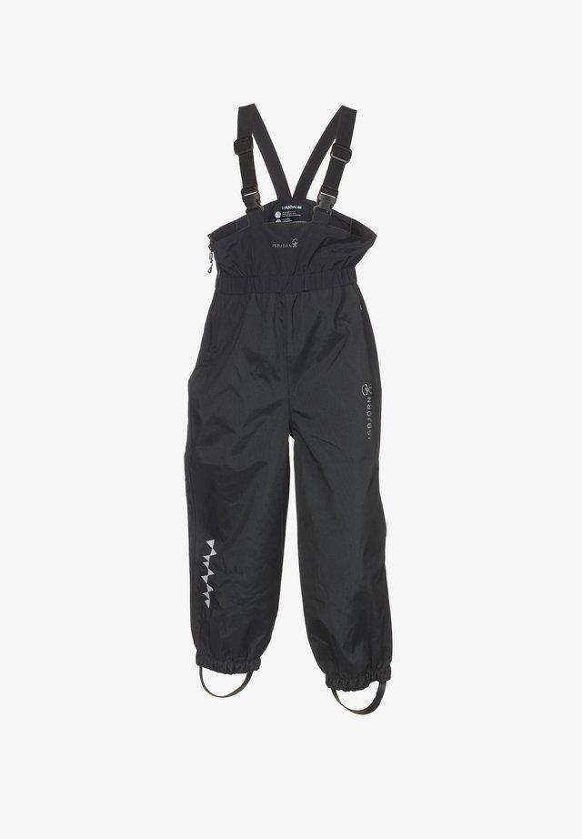 KULING - Rain trousers - black