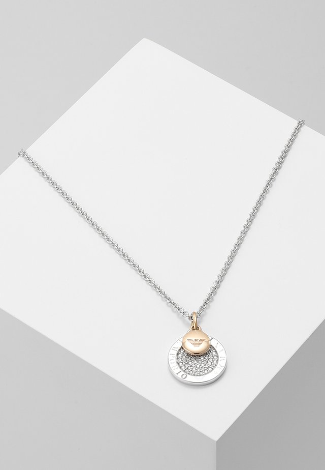Necklace - roségold-coloured/silver-coloured