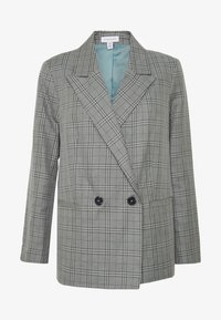 CHECK JACKET - Żakiet - mint
