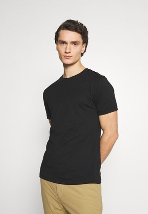 FLEEK - Basic T-shirt - black