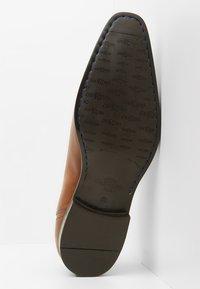 Giorgio 1958 - Elegantní šněrovací boty - ferrara/noce - 4