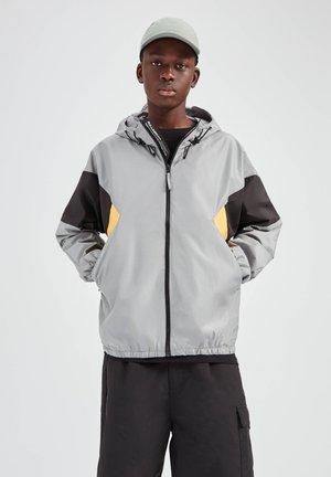 Regnjakke / vandafvisende jakker - grey