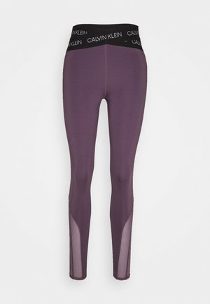Punčochy - purple