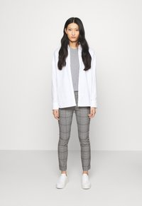 GAP - ANKLE BISTRETCH - Pantaloni - grey - 1