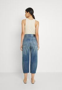 Levi's® Made & Crafted - BARREL - Džíny Relaxed Fit - brook blue - 2