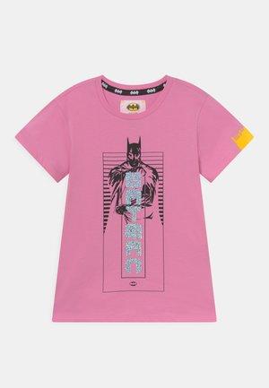 BATMAN TEE - T-shirt print - pink