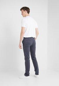 BOSS - Chino kalhoty - blaugrau - 2