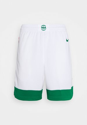 NBA BOSTON CELTICS CITY EDITION SWINGMAN SHORT - Article de supporter - white/clover