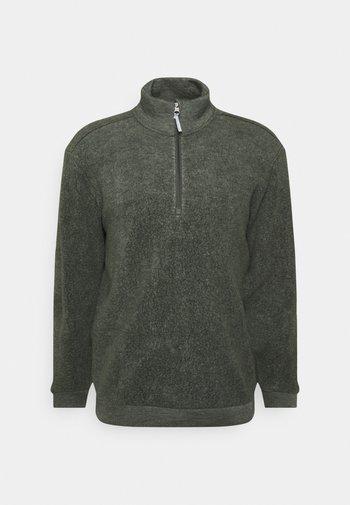 ALTO HALF ZIP - Fleece jumper - willow green