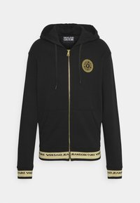 Versace Jeans Couture - Zip-up hoodie - black - 6