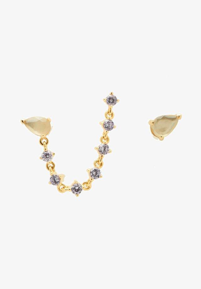 JOANNE - Earrings - gold
