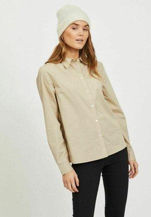 VIGAMI  - Button-down blouse - humus