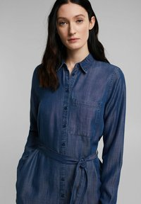 Esprit - Sukienka letnia - blue medium wash - 4