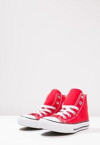 Converse - CHUCK TAYLOR ALLSTAR CORE - Baskets montantes - red - 2