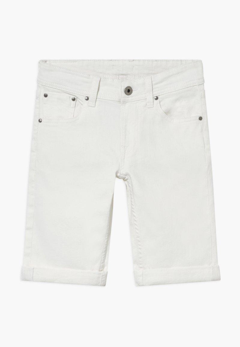 Pepe Jeans - Denim shorts - white denim