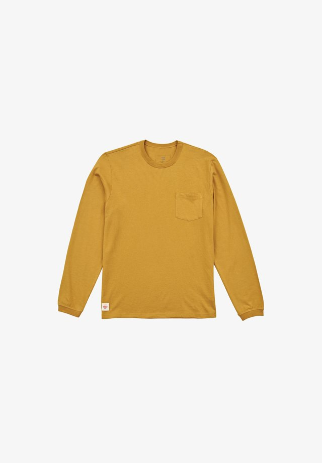 T-shirt à manches longues - honey