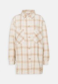 Cotton On - FULL SLEEVE WASHED SHACKET - Lett jakke - natural - 0