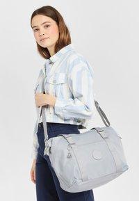 Kipling - ART - Tote bag - natural grey - 1