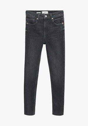 Jeans Skinny Fit - open grey