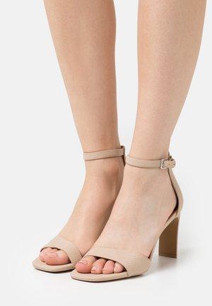 OLLILLE - Sandals - medium beige