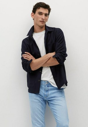 JAN - Jeans slim fit - azul claro