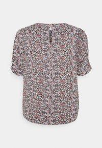 b.young - BYMMJOELLA BLOUSE - Print T-shirt - tan mix - 1