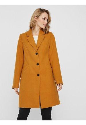Classic coat - buckthorn brown