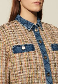 sandro - CHRISTINE - Summer jacket - multicolore - 4
