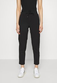 Soyaconcept - SAYA - Trousers - black - 0