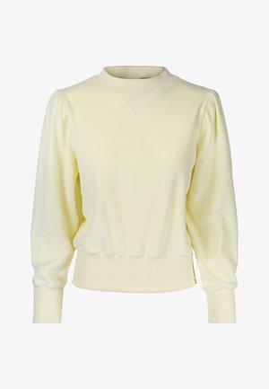 MANGO - Sweatshirts - yellow