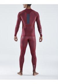 Skins - Sports shirt - burgundy - 2