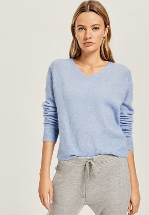 PLUNCH - Jumper - blue