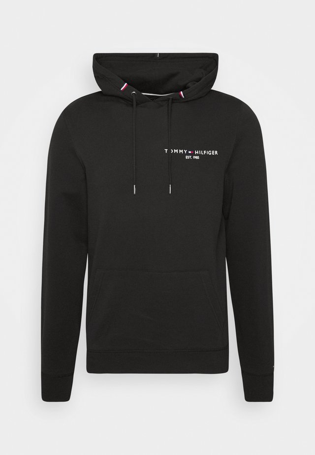 SMALL LOGO HOODY - Sweat à capuche - black