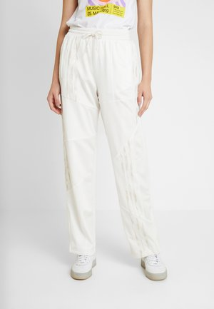 DANIELLE CATHARI JOGGERS - Pantalon classique - cloud white