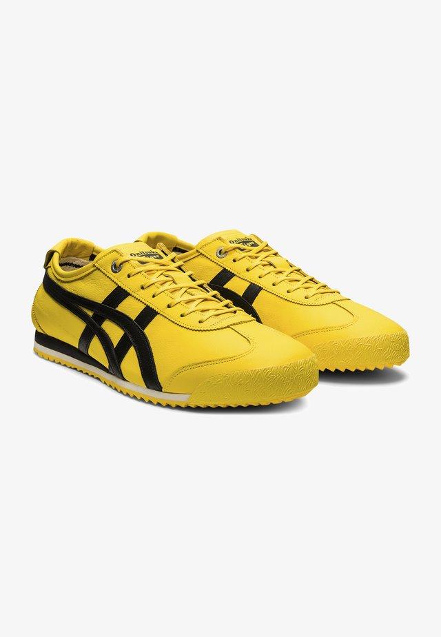 MEXICO  SD - Sneakers basse - tai chi yellow black