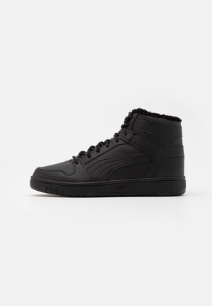 REBOUND LAYUP UNISEX - Sneakers high - black