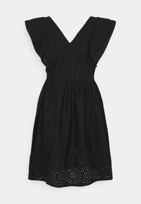 VMLISA DRESS - Vestito estivo - black