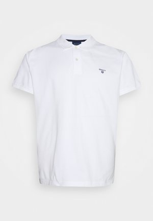 PLUS THE SUMMER RUGGER - Polotričko - white