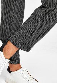 Next - Trousers - mottled black - 3