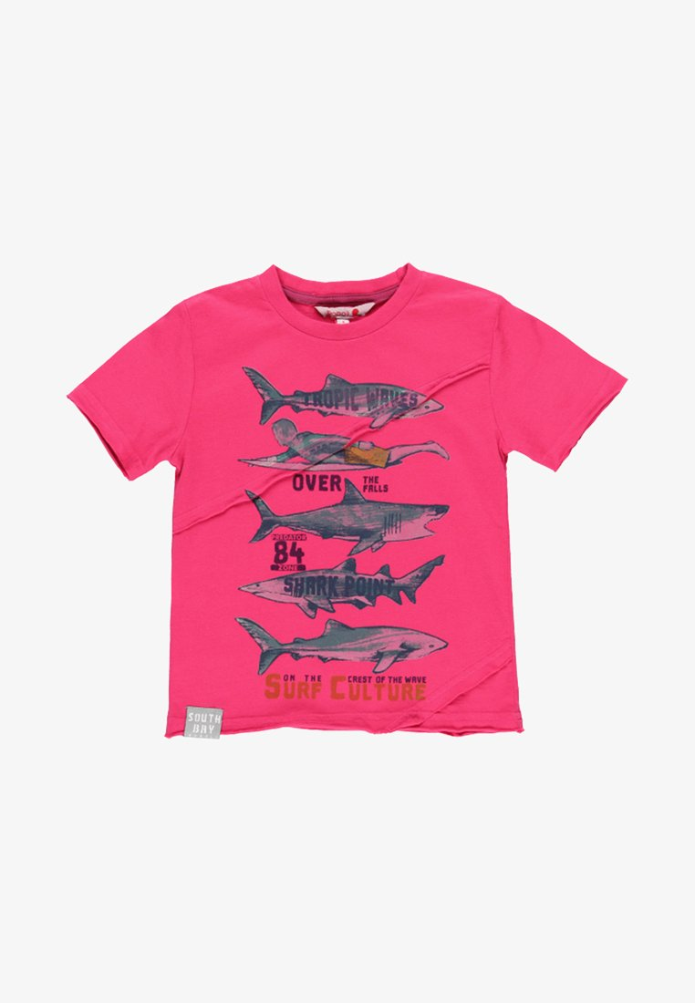 Boboli - T-shirt print - pink