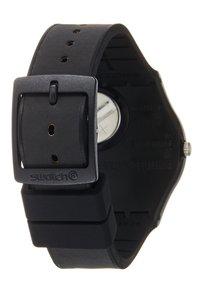 Swatch - LICO-GUM - Hodinky - black - 1